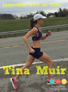 Interview with an Elite: Tina Muir