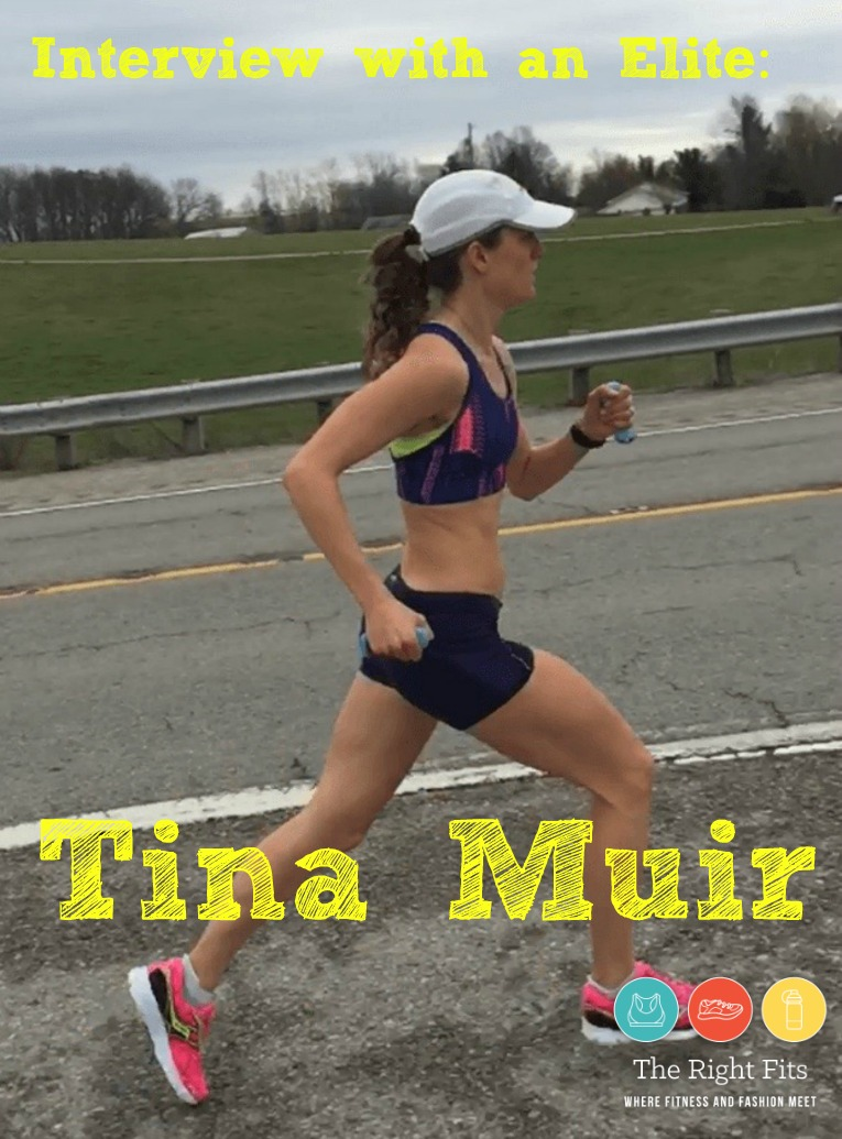 Tina Muir Interview The Right Fits