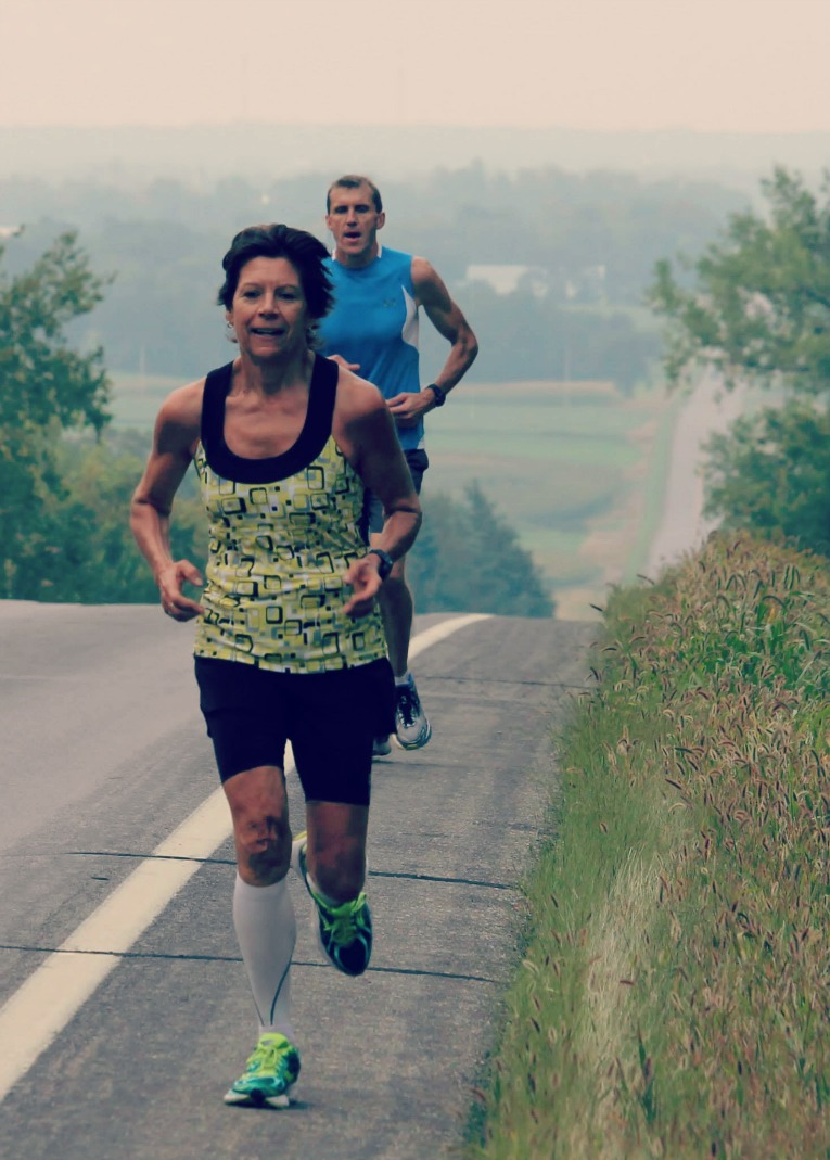 Wanda hilly run