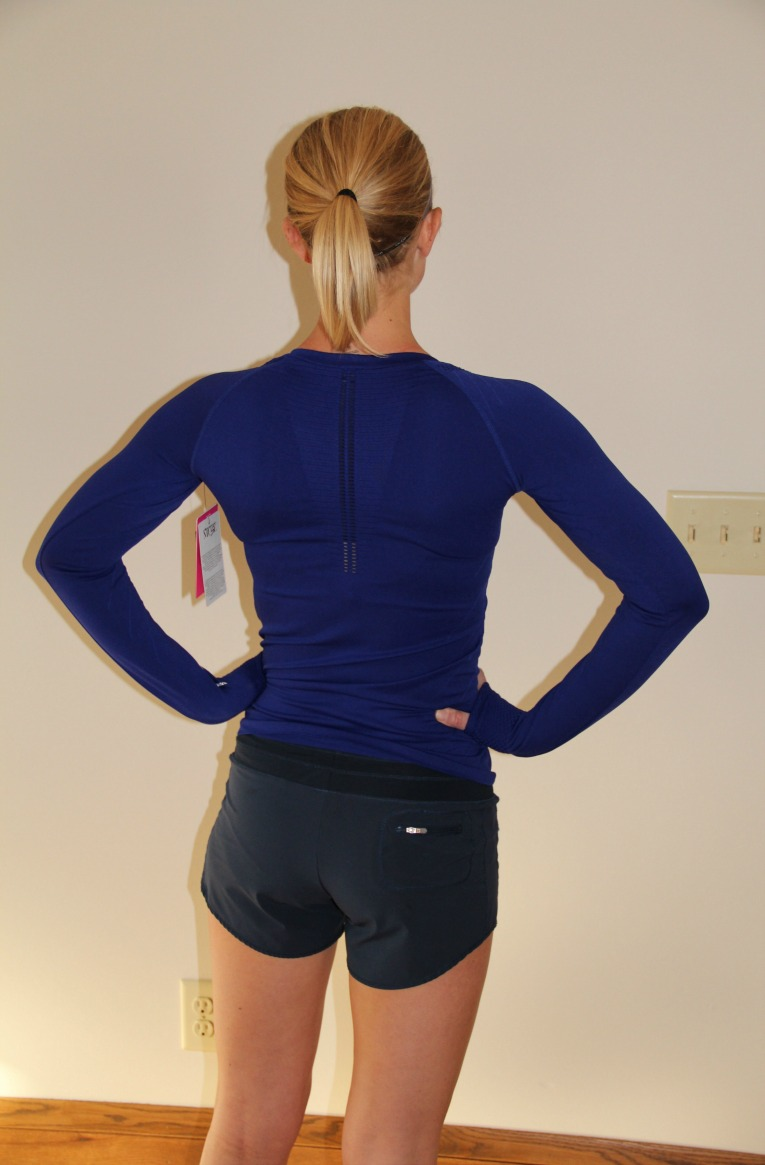 Wantable long sleeve running
