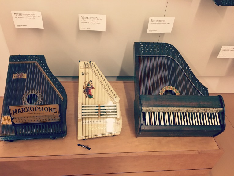 musical instrument museum marxophone