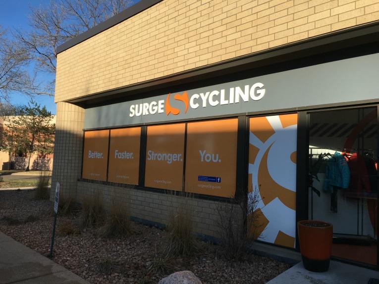 surge cyclying