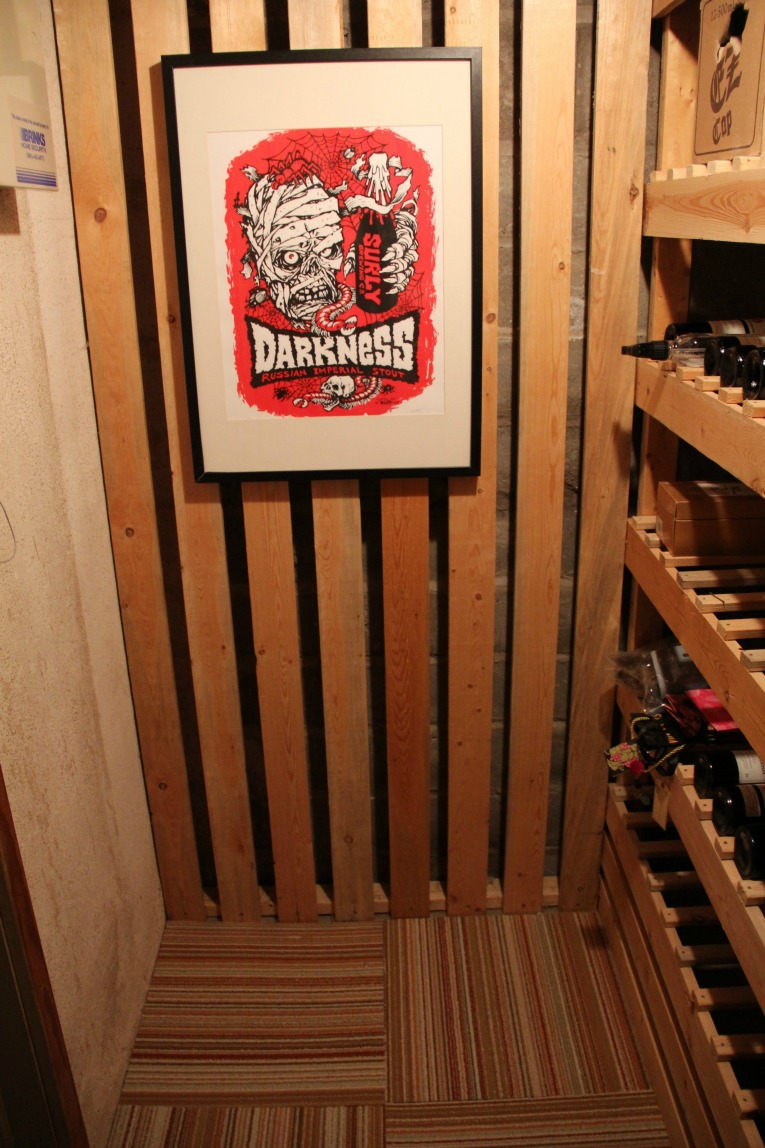 surly wine cellar