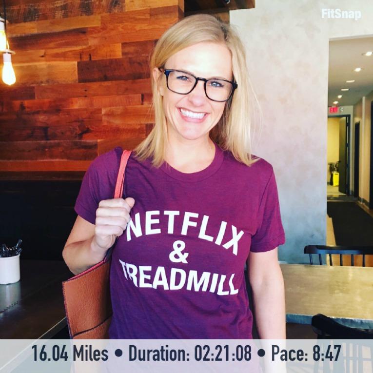 Netflix and Treadmill