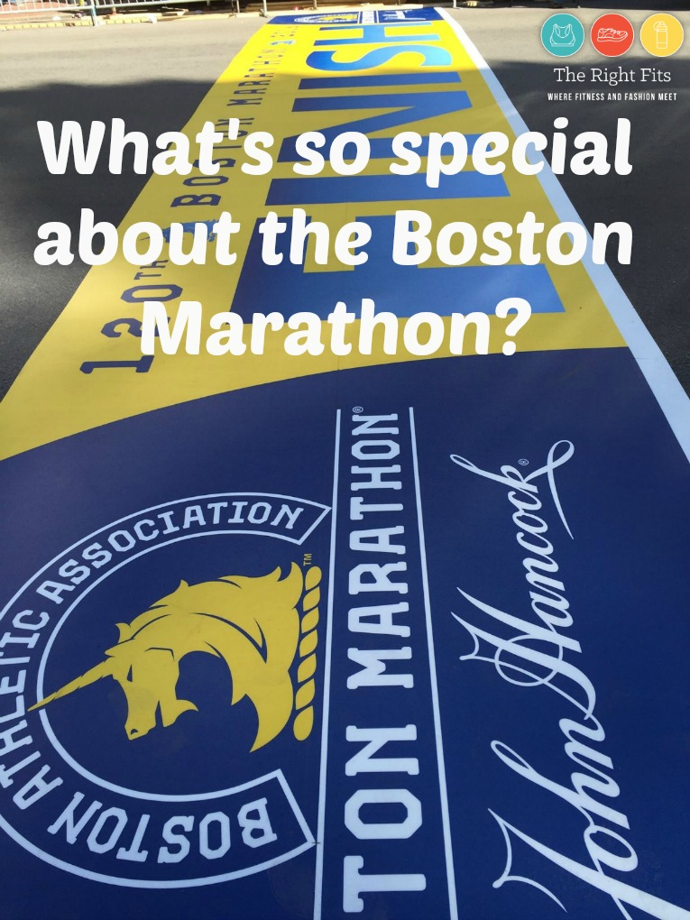 boston is special for marathon