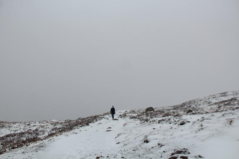 hiking glen coe 1