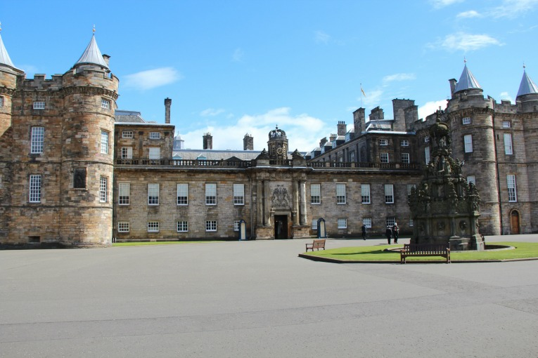 hollyrood palace 1