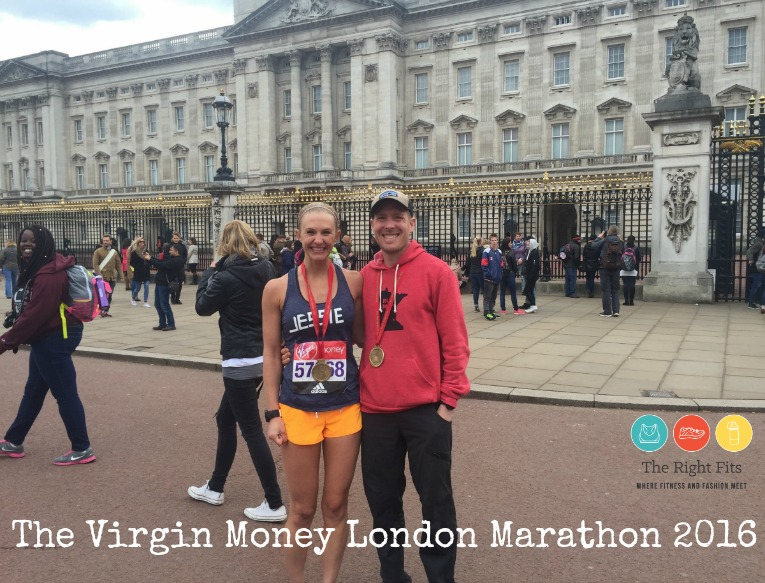 london marathon recap 16