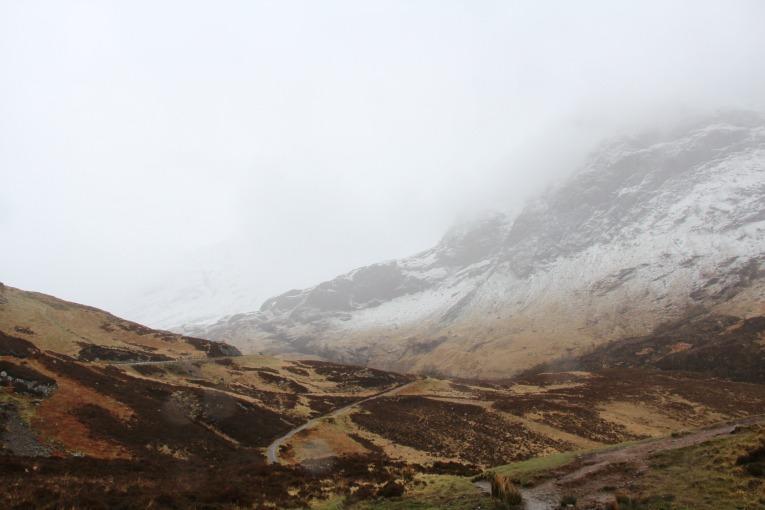 glen coe views