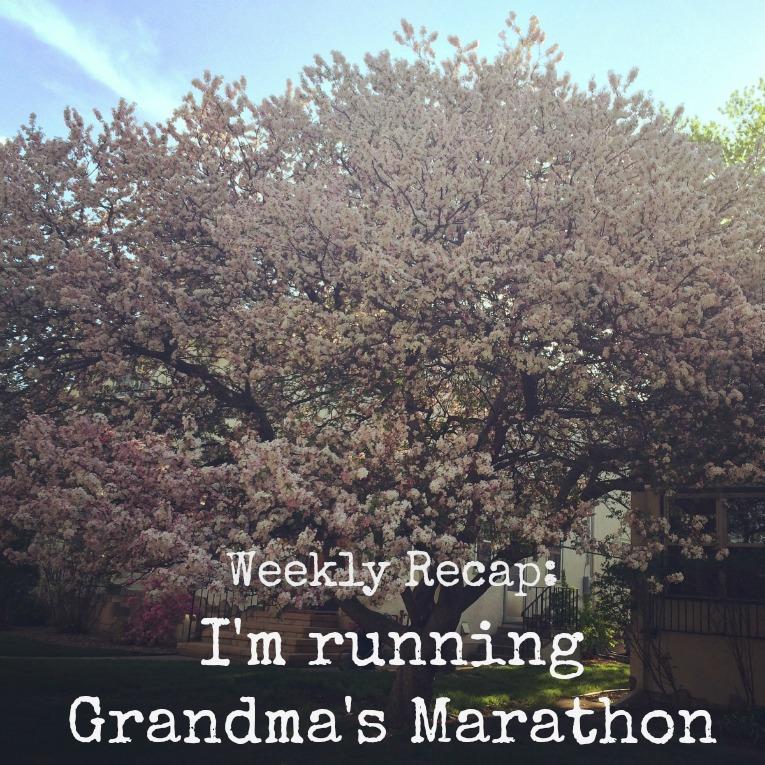 grandmas marathon 6 weeks
