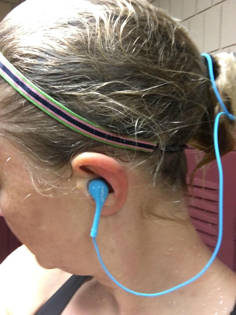 headphones waterproof
