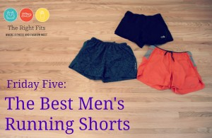 Friday Five: The Best Running Shorts for MEN