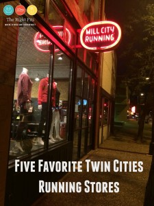 Friday Five: Five Favorite Local Running Stores