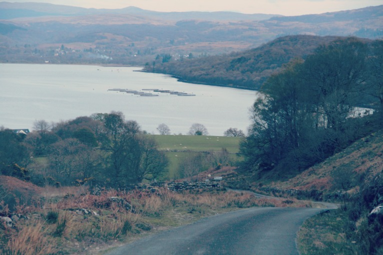 oban countryside