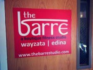 the barre edina