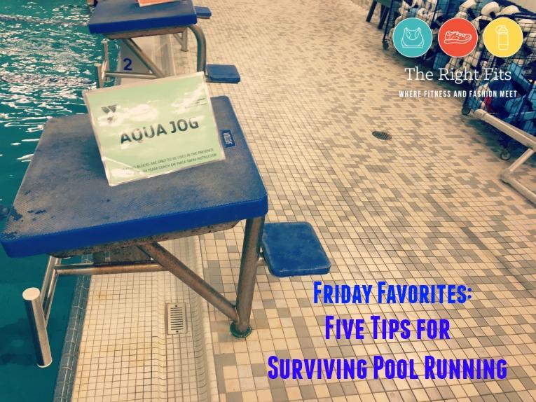 tips for pool running 1