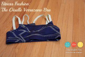 Fitness Fashion: The Oiselle Verrazano Bra
