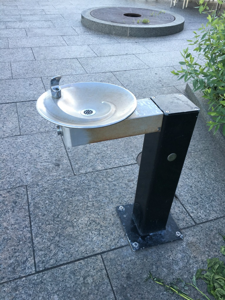 water fountain nyc