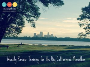 Weekly Recap: Big Cottonwood Training