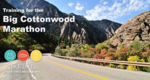 Weekly Recap: Training for the Big Cottonwood Marathon!