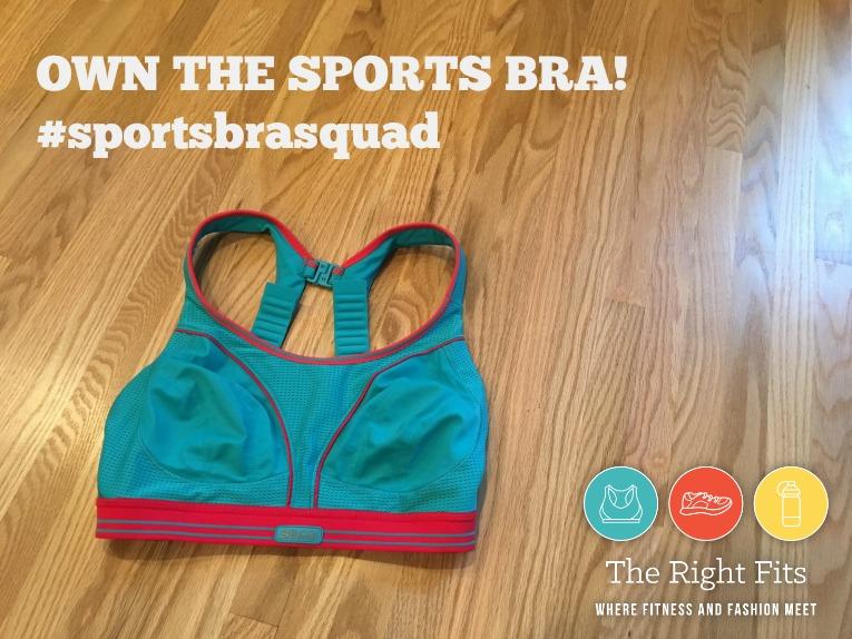 own the sports bra 1