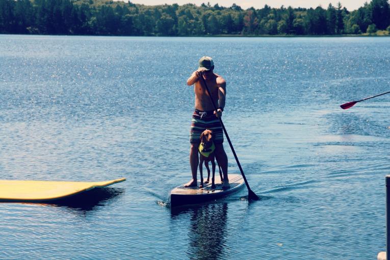 tilda paddle
