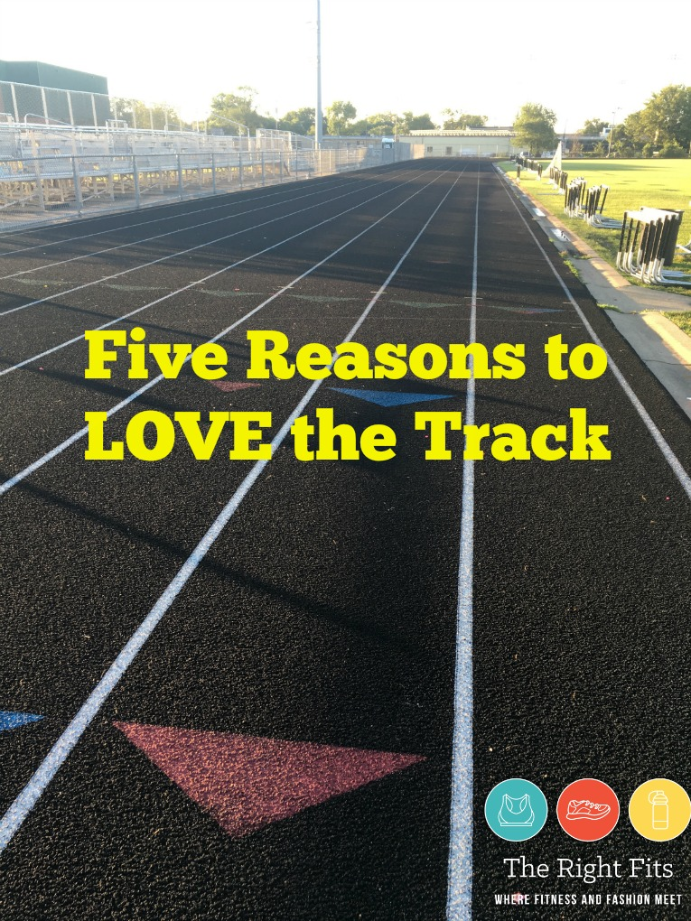 5 reasons to love track