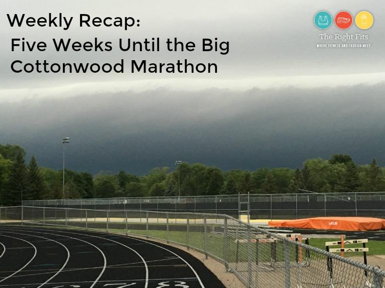 big cottonwood recap 5 weeks