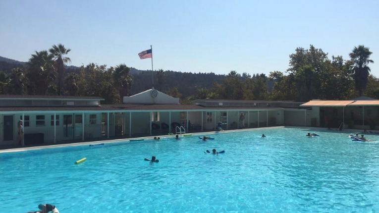 calistoga pool