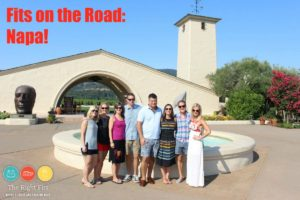 Fits on the Road: A Birthday Weekend in Napa!