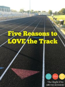 Friday Five Favorites: Reasons to Love the Track!