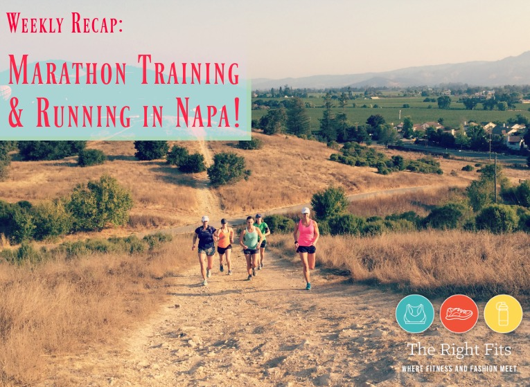running in napa 1