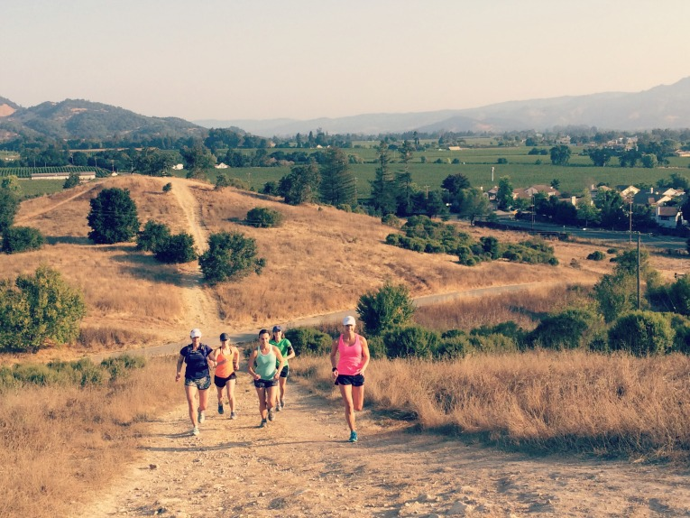 running in napa 11