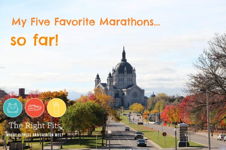 5 fav marathons