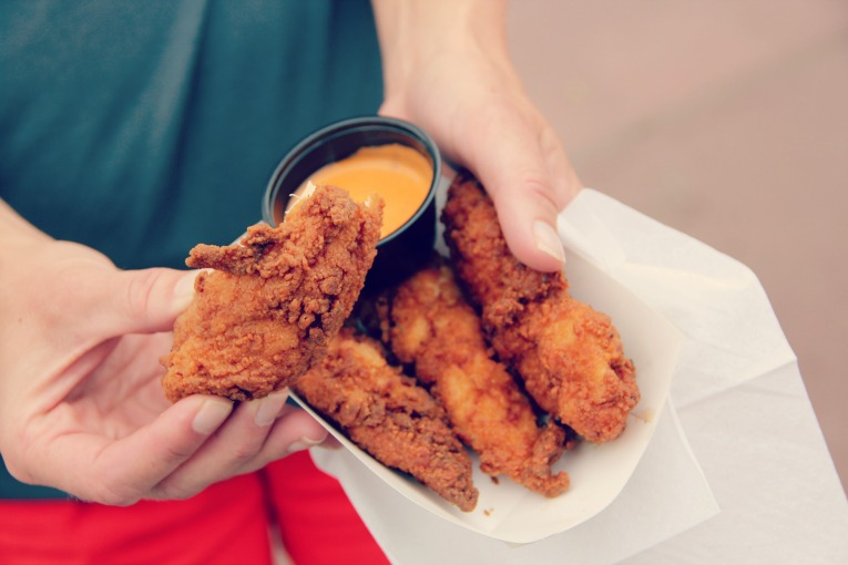 bang bang chicken tenders