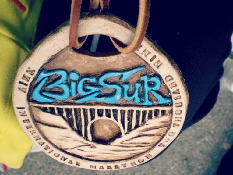 big sur medal