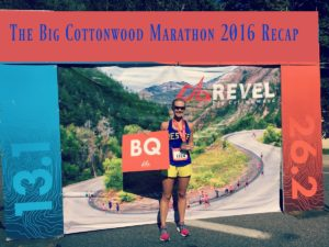 Fit Do Race Reviews: The Big Cottonwood Marathon