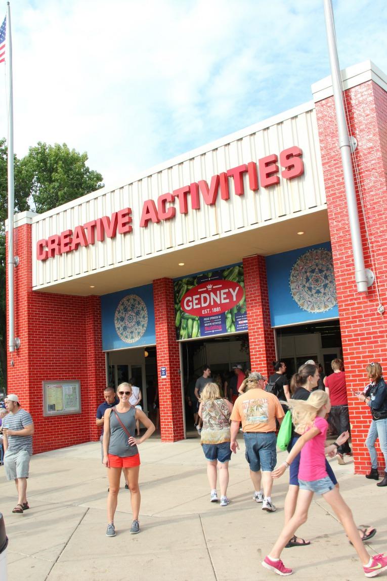 creative activities