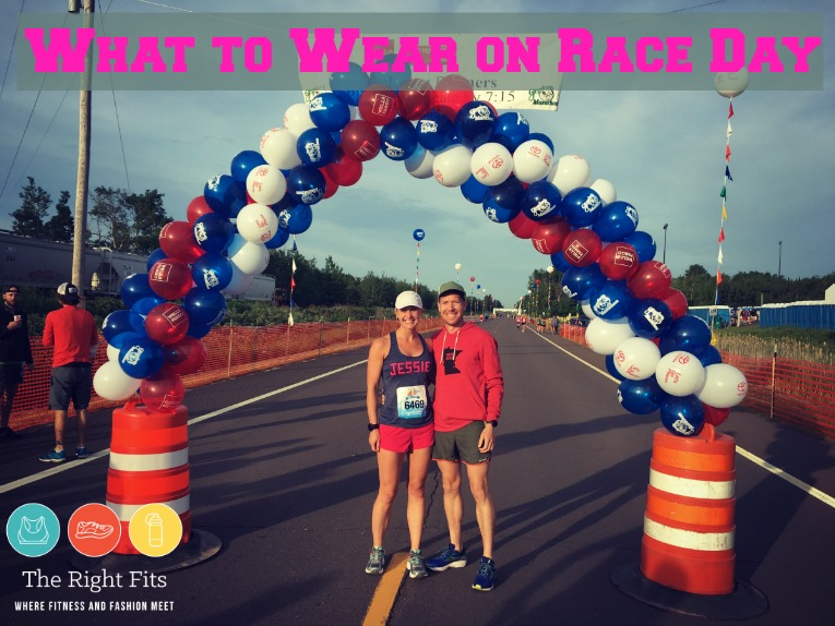 what to wear on race day 1