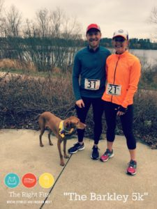"Fits Do Race Reviews: The ""Barkley 5k"""