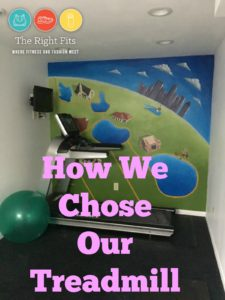 Fitting Remarks: How We Chose Our Treadmill.