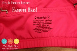 Fits Do Product Reviews: Handful Bras!