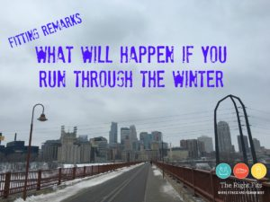 Fitting Remarks: Running Through the Winter