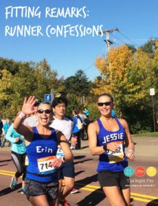 Fitting Remarks: Runner Confessions