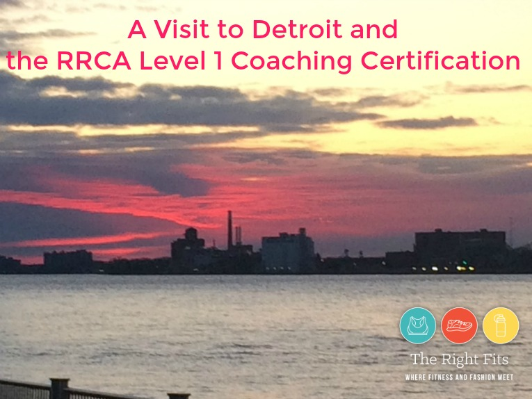 A Visit to Detroit and the RRCA Level 1 Coaching Certification - The ...