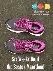 Weekly Recap: Six Weeks Until the Boston Marathon