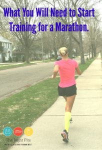 Fitting Remarks: What You Actually Need to Train for a Marathon