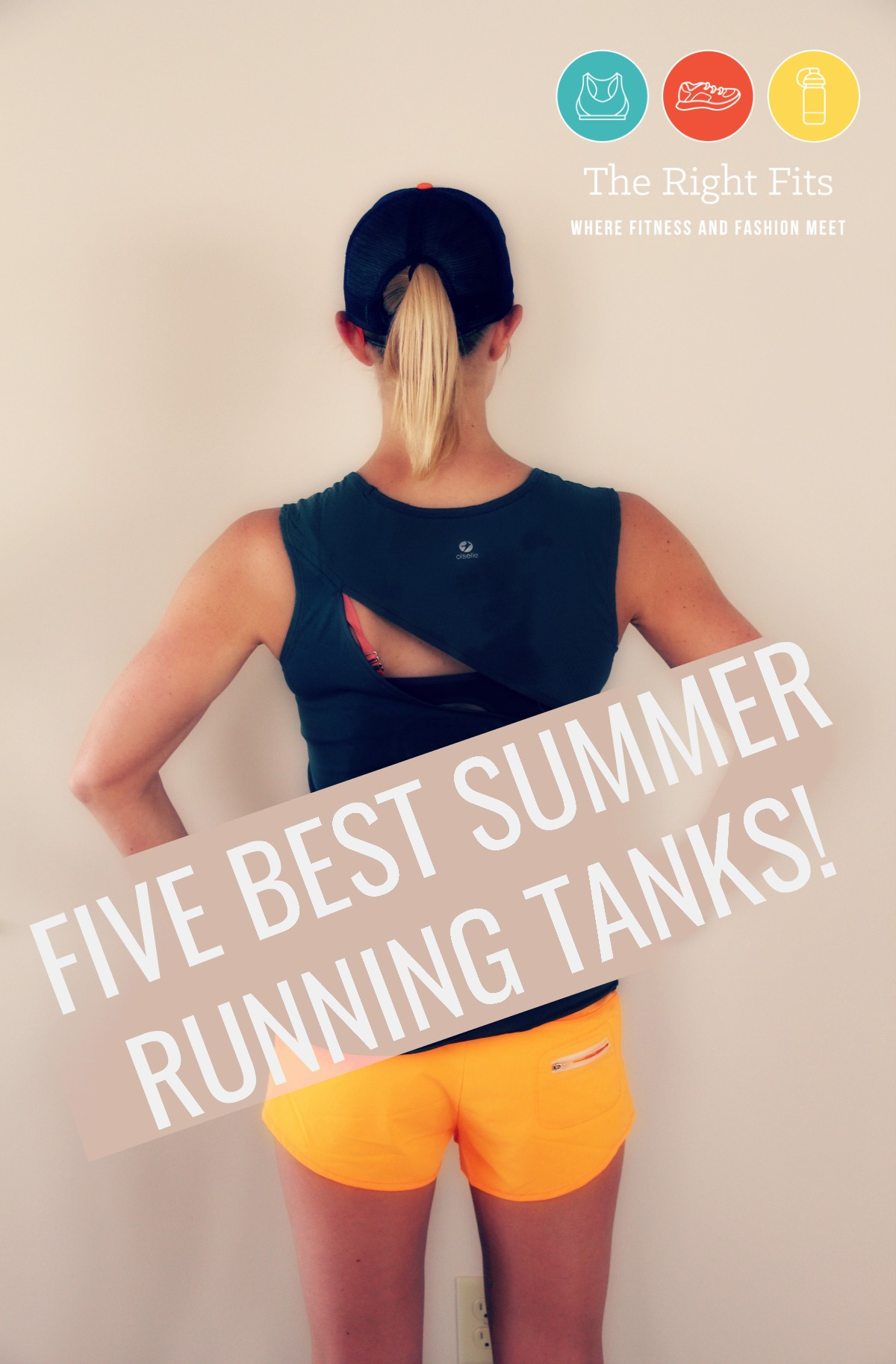 Fitness Fashion: The Five Best Summer Running Tanks