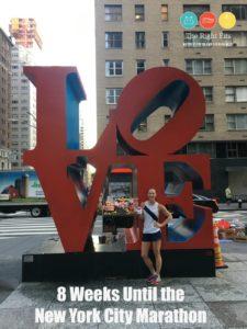 Weekly Recap: 8 Weeks Until the New York City Marathon