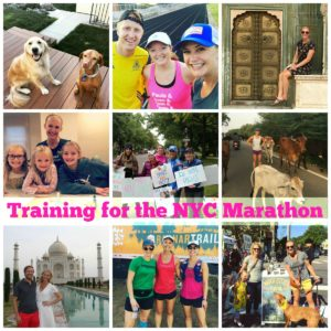 Fitting Remarks: Training for the New York City Marathon